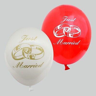 Hochzeit Just Married für Hochzeit Feier Party Dekoration  (Just Married Dekoration)