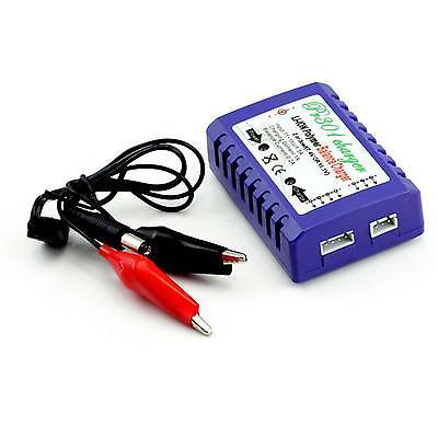 Simple 2 or 3cell 2S 3S 7.4V 11.1V LiPo Battery Smart Balance Charger (3 Cell Lipo Balance Charger)