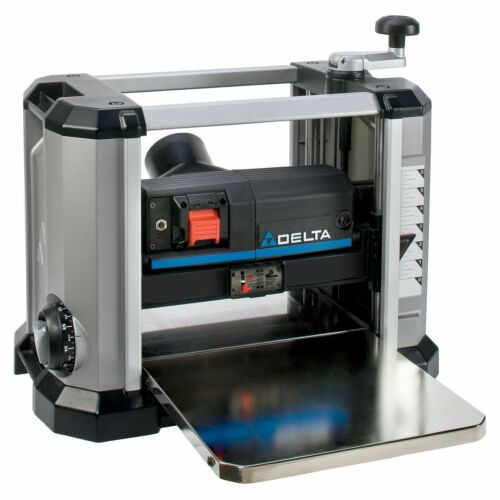 "NEW DELTA 22-590 13"" Portable Surface Planer (3-Knives)"