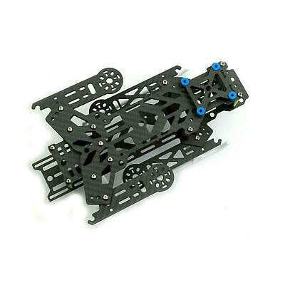 CF300H Full Carbon Fiber QAV300 Mini FPV Quadcopter Drone DIY Folding Frame Kit