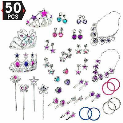 Accesorios De vestir De joyería Princesa Juguetes Para Niñas Niños 3 4 5 6 Años](Cars De Halloween)