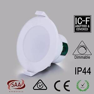 10W LED Downlight DIMMABLE with Integrated Driver Warm/Cool White Landsdale Wanneroo Area Preview