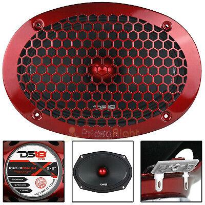 "DS18 6x9"" Midrange Loudspeaker 550 Watts Max/ 275 Watts RMS Car Audio PRO-X694BM comprar usado  Enviando para Brazil"