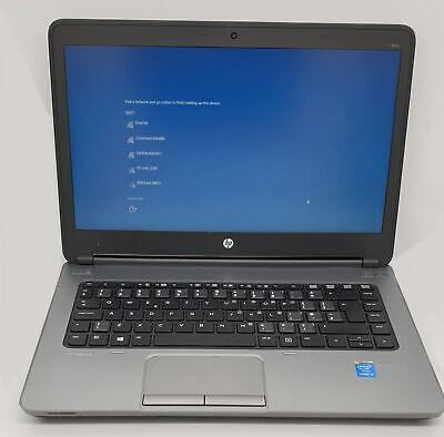 HP ProBook 640 G1 Laptop Intel i5-4210M 8GB RAM 128GB SSD Hard Drive Windows 10  segunda mano  Embacar hacia Mexico