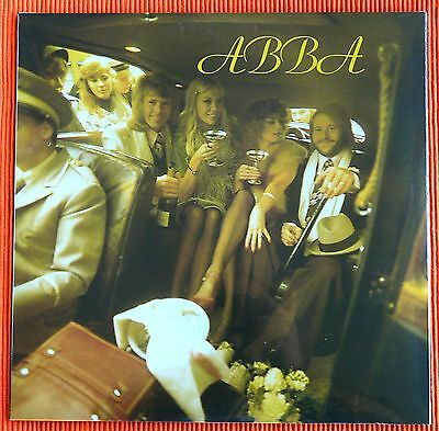 ABBA - ABBA Vinyl LP German reissue SEALED