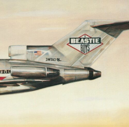 BEASTIE BOYS License to ill BANNER HUGE 4X4 Ft Fabric Poster Tapestry Flag art