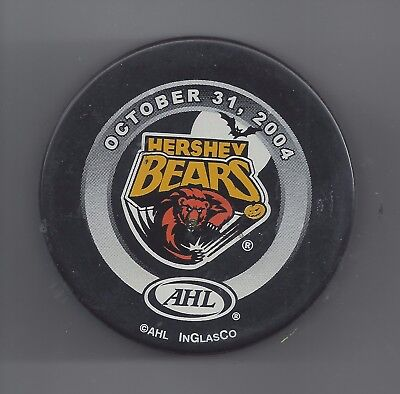 10 Halloween Games (2004 Hershey Bears Halloween 10-31-2004 Official Game)