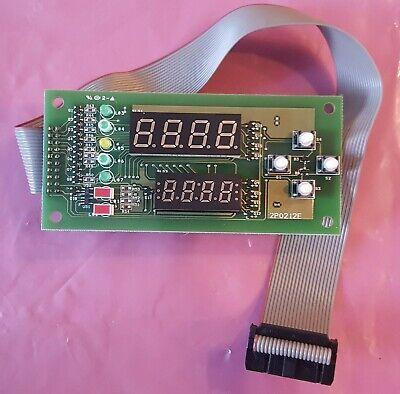 Incubator Displayswitch Board Jeio Tech Si-600 Lab Companion Shaker Aah23206u