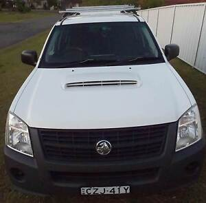 2007 Holden Rodeo Ute Bonnells Bay Lake Macquarie Area Preview