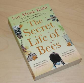 The Secret Life Of Bees by Sue Monk Kidd Paperback Book