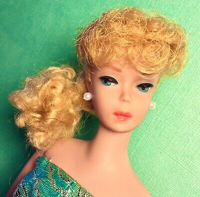 Vintage Barbie #5 5 Ponytail Blonde ABSOLUTELY RAVISHING!
