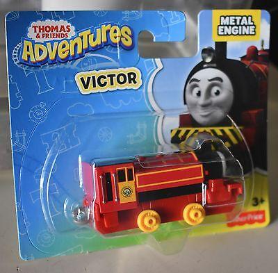 THOMAS & FRIENDS ADVENTURES VICTOR METAL ENGINE NEW