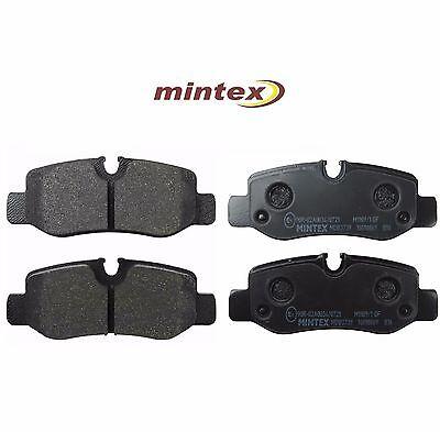 For Mercedes W447 Metris 2016 Rear Brake Pad Set Mintex MDB - Mintex Rear Brake Pad