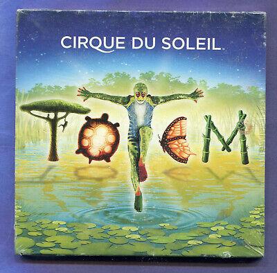 Cirque du Soleil Totem Premier Souvenir Program With Tote Bag