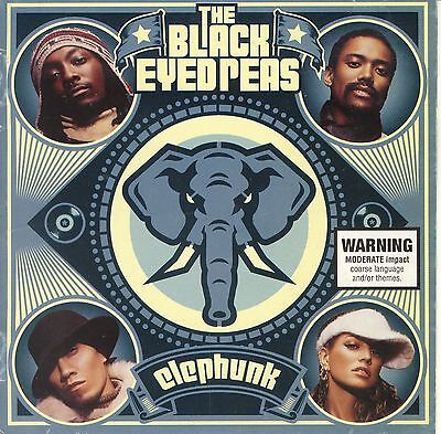 The Black Eyed Peas Elephunk CD Fergie Hands Up Let's Get