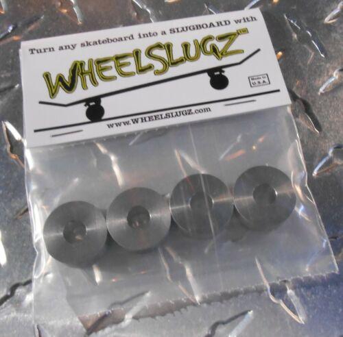 Slugboarding With WHEELSLUGZ™ Like Skater Trainer