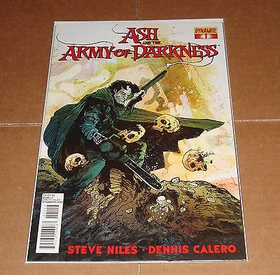 2013 Ash and the Army of Darkness #1 Chris Mitten 2nd Variant Edition Evil
