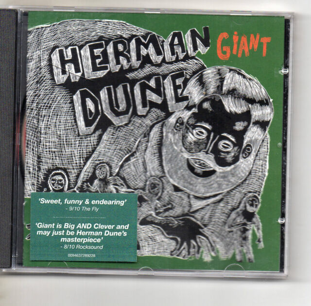 Herman Düne - Giant. CD Album