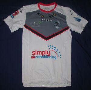 LONDON Broncos Rugby League Shirt - XL