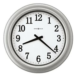 NEW 625686 HOWARD MILLER WALL CLOCK STRATTON 625-686