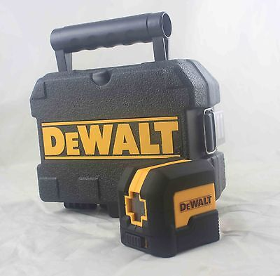 Dewalt Dw08801 50 Ft. Cross-line Laser Level