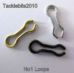 100-DO-IT-LOOPS-EYES-FOR-LEAD-MOULD-WEIGHT-SINKER-MAKING-STAINLESS-BRASS-BLACK