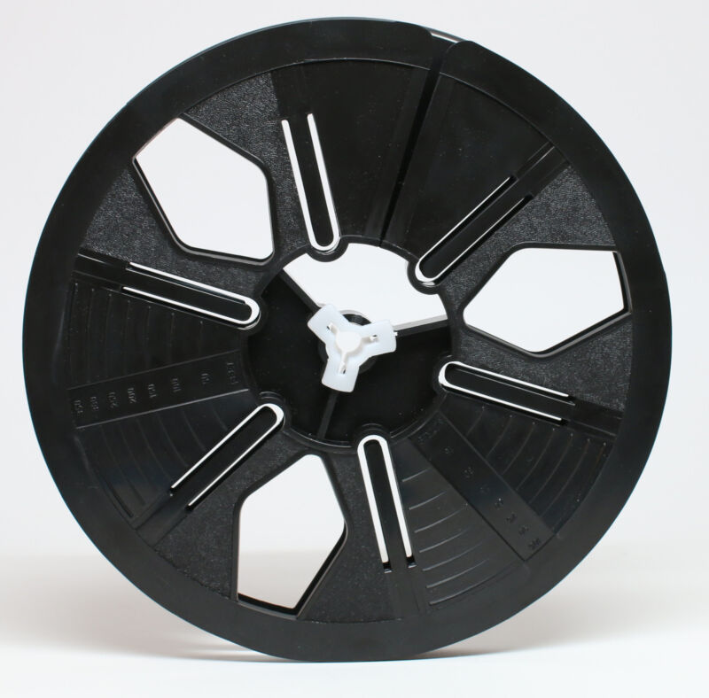 8mm Movie Film Reel - 400 Ft. 7 in. - Autoloading, Take up, Archival