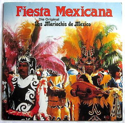 LP (s) - FIESTA MEXICANA - Los Mariachis de Mexico