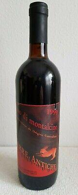 Rotwein Italien TERRE ANTICHE Rosso Di Montalcino, Jahrgang 1999