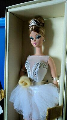 2009 BARBIE SILKSTONE PRIMA BALLERINA FAN CLUB EXCLUSIVE LE 4,200 NRFB! Barbie Prima Ballerina Doll