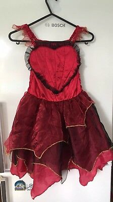Marks And Spencer Girls Hallaween Costume 5-6 Years Good - Hallaween Costumes