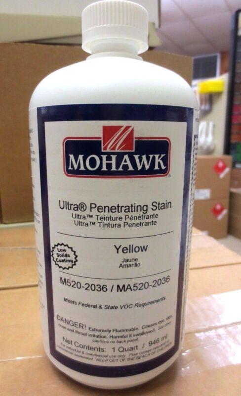 MOHAWK Ultra Penetrating Stain M-520 All Colors 1 Quart