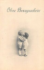 kinder küssen
