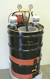 Fuel factory for waste motor oil black diesel and wvo for Waste motor oil to diesel