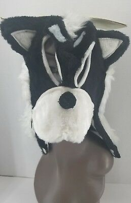 Creepy Creatures Zoo Pur Fur Mask Weird Animal Face Play Wear Vintage New w/ - Weird Masks