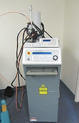 Candela Sptl-1b Vascular Lesion Laser With Candela Gentle Cool Cryogen 4x Heads