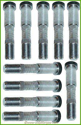 D2031r R121197 John Deere A D G 520 60 620 720 Clutch Handle Bolts Set Of 10
