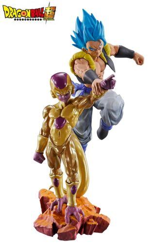 MegaHouse Dracap RE BIRTH Dragon Ball Figure Super Saiyan Blue God Gogeta Frieza