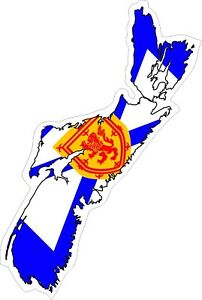 Nova-Scotia-Map-Flag-Decal-Sticker