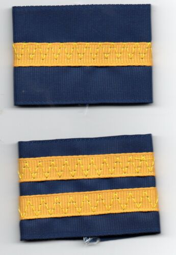 WeBeLoS Denner Cub Scouts BSA custom Shoulder Loops epaulet ribon boards