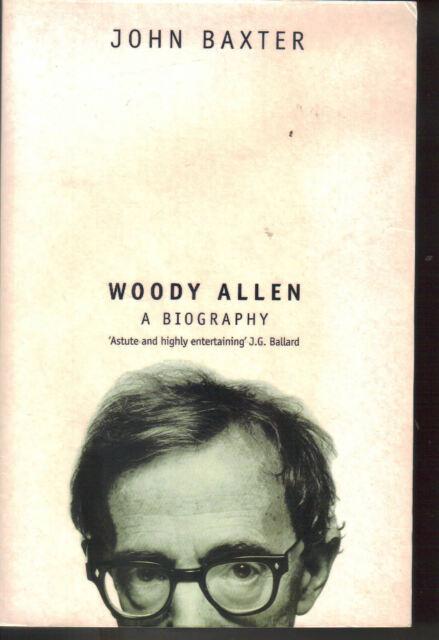 WOODY ALLEN - A Biography - John Baxter P/B