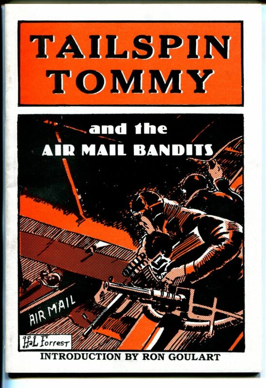 Tailspin Tommy #1 1989-Reprints Cupples & Leon 1932 book-aviation-VF/NM