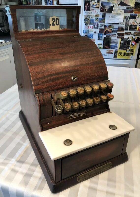 The National Cash Register Co. Model 711 Serial # S277956X ~ Western New York