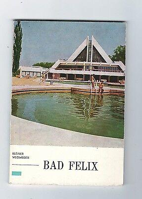 Ü123 BAD FELIX - REISEN INS SOZIALISTISCHE AUSLAND 1975