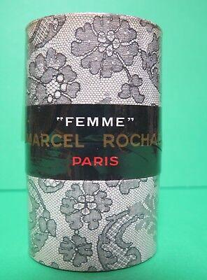 Vintage Marcel Rochas Perfume Presentation No 152 2 oz SEALED