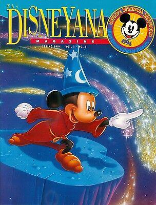 Disneyana Magazine Vol.1 No. 1 - 1994 Convention 1st Ever Issue VF/Mint