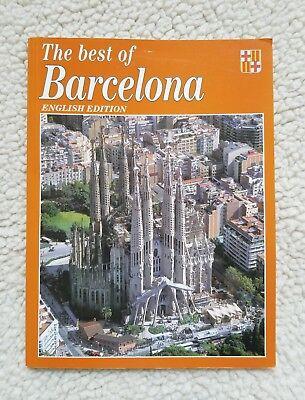 Barcelona Spain the Best of Barcelona English Edition (Best Of Barcelona Spain)