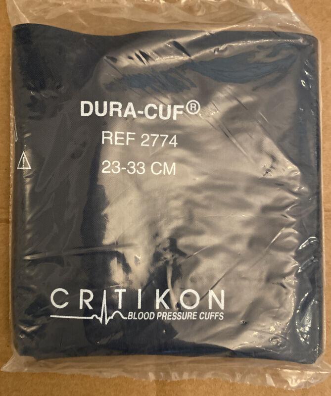 GE  DURA-CUFF Blood Pressure Cuff 23-33cm Adult 2774 NEW
