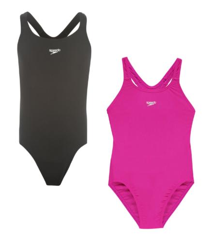 Speedo Schwimmanzug Badeanzug Mädchen Kinder Schwimmen Bademode 3266