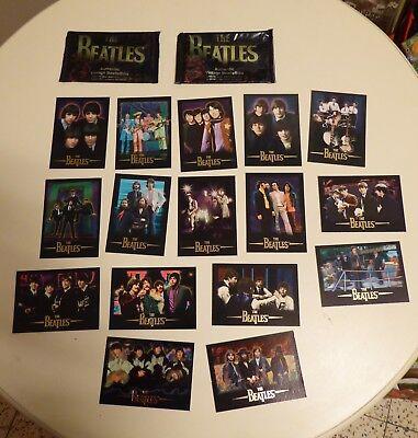Beatles TRADING CARDS authentic vintage Beatlebilia 1996 Apple official + packs